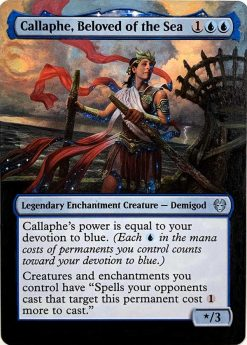 Callaphe Beloved Of The Sea Mtg Alter Magicalter